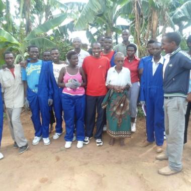 VTC Students Serving